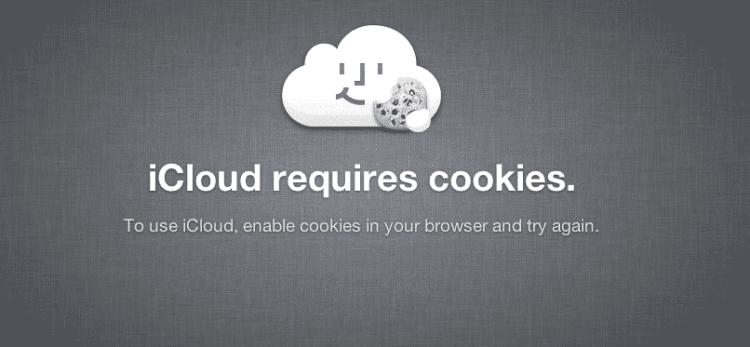 almacenamiento de datos online en icloud