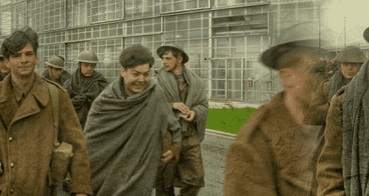 dunkerque, una de las mejores películas actuales