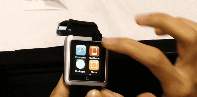 reloj inteligente barato modelo u10l