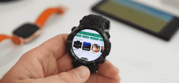 smartwatch barato zeblaze thor