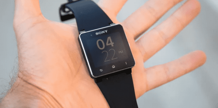 smartwatch inteligente sony 2 sw2