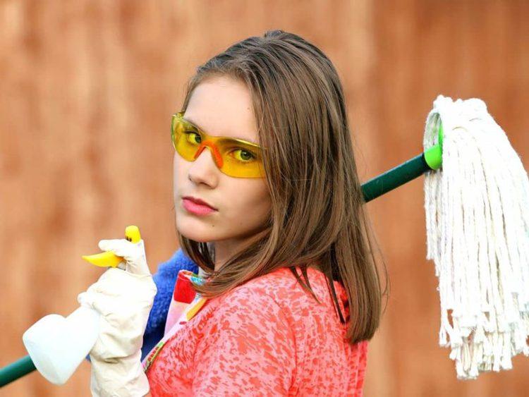 limpiador de virus