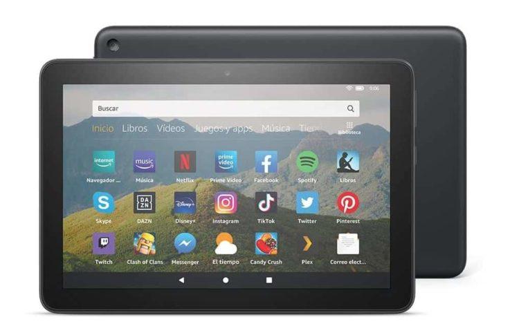 tablets baratas en Amazon