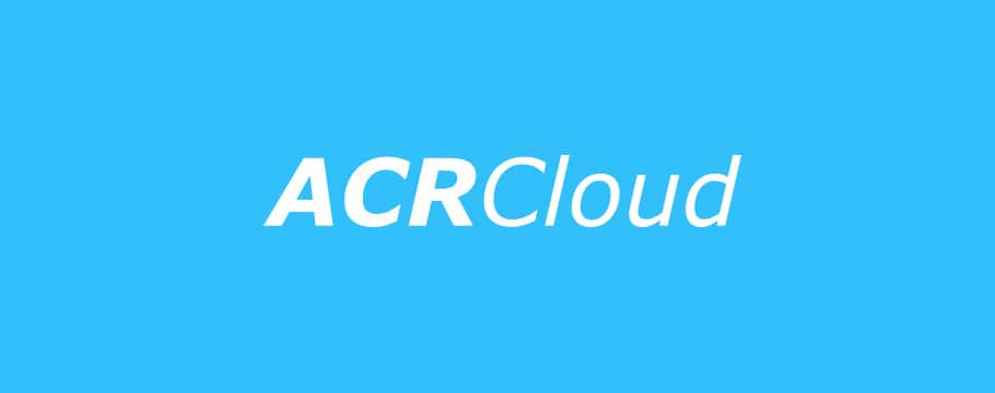 ACRCloud online