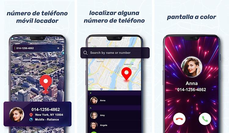 Localizar móvil por número