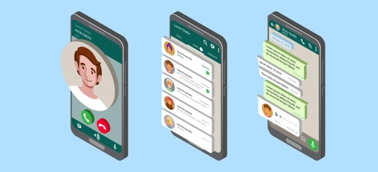 acceso a información apps espía