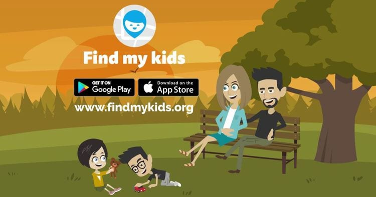 app find my kids
