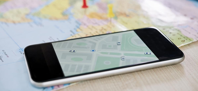como localizar un celular por Gmail