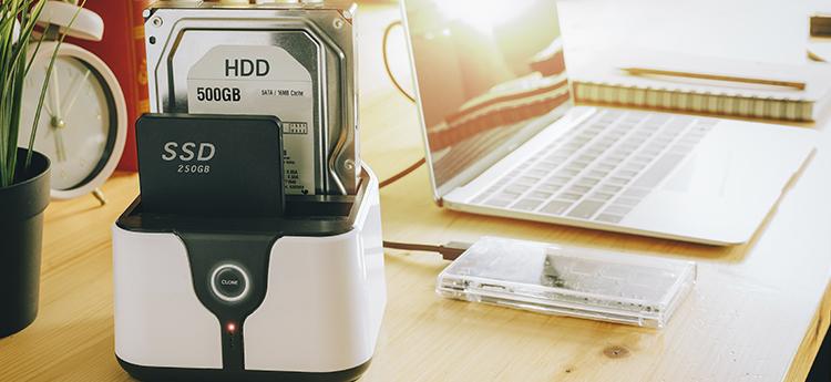 mejorar rendimiento con discos ssd