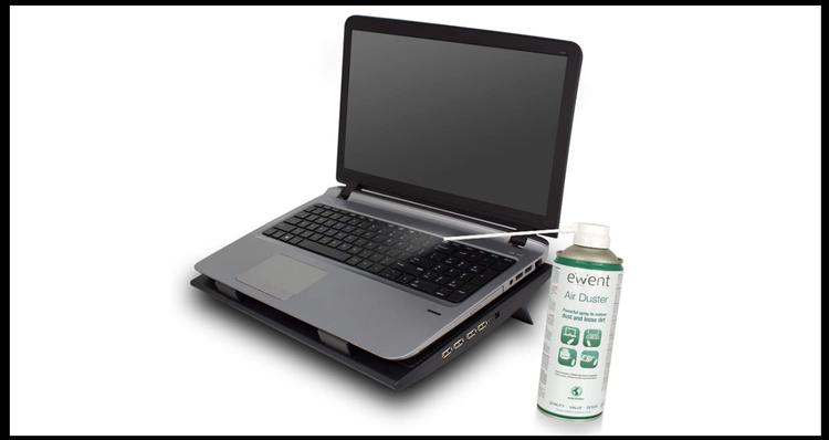 spray para limpieza de PC