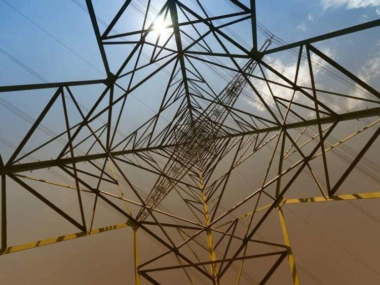 fibra simétrica