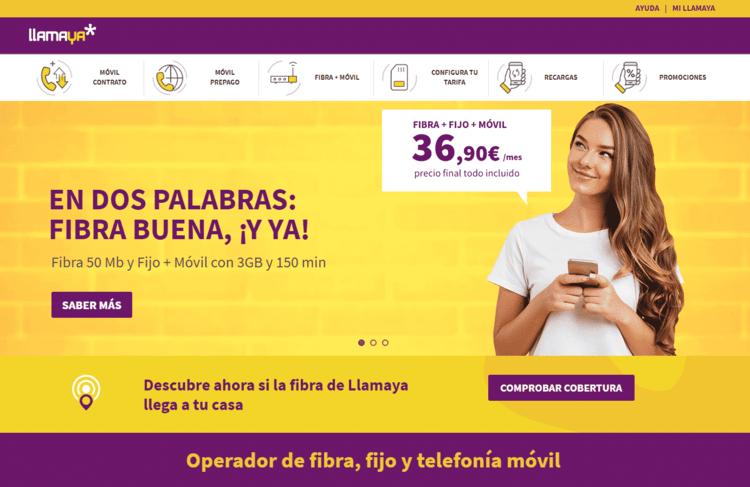 Llamaya | Opiniones, tarifas y servicio de atención al cliente