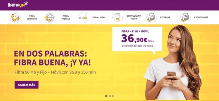 Llamaya   Opiniones, tarifas y servicio de atención al cliente