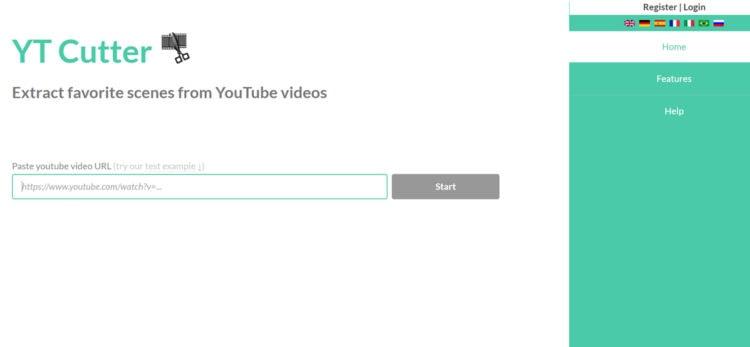 YouTube Cutter