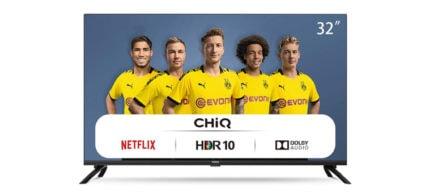 ChiQ, un smart tv de 32 pulgadas