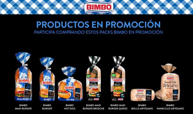 promoción bimbo