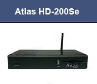 miniatura Atlas HD 200Se