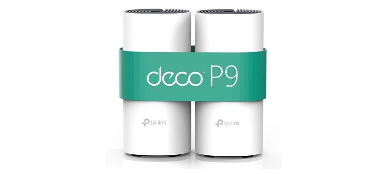 PLC Deco P9