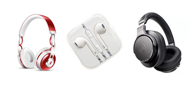 tipos de auriculares inalámbricos